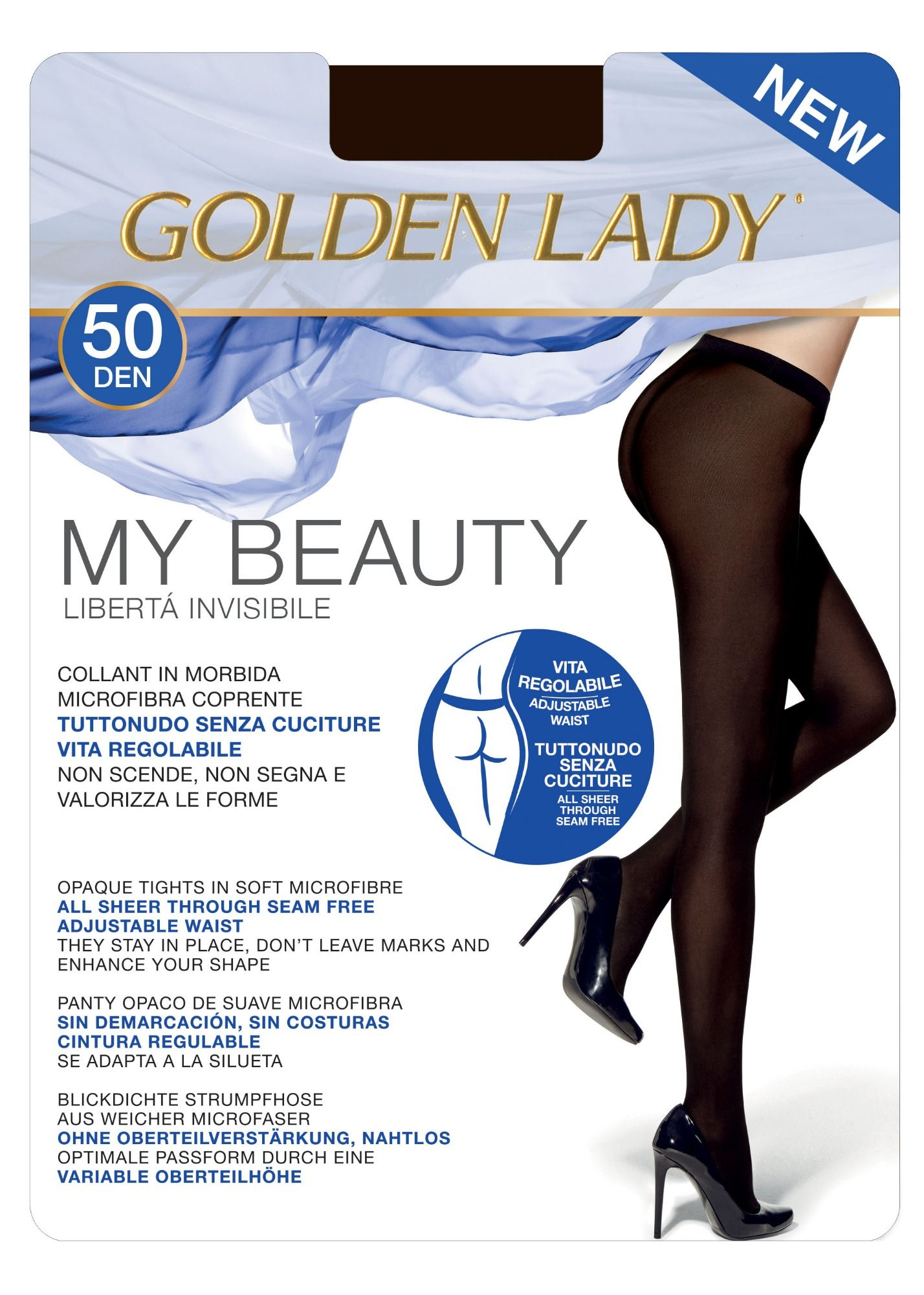 COLLANT MY BEAUTY 50 Philippe Matignon