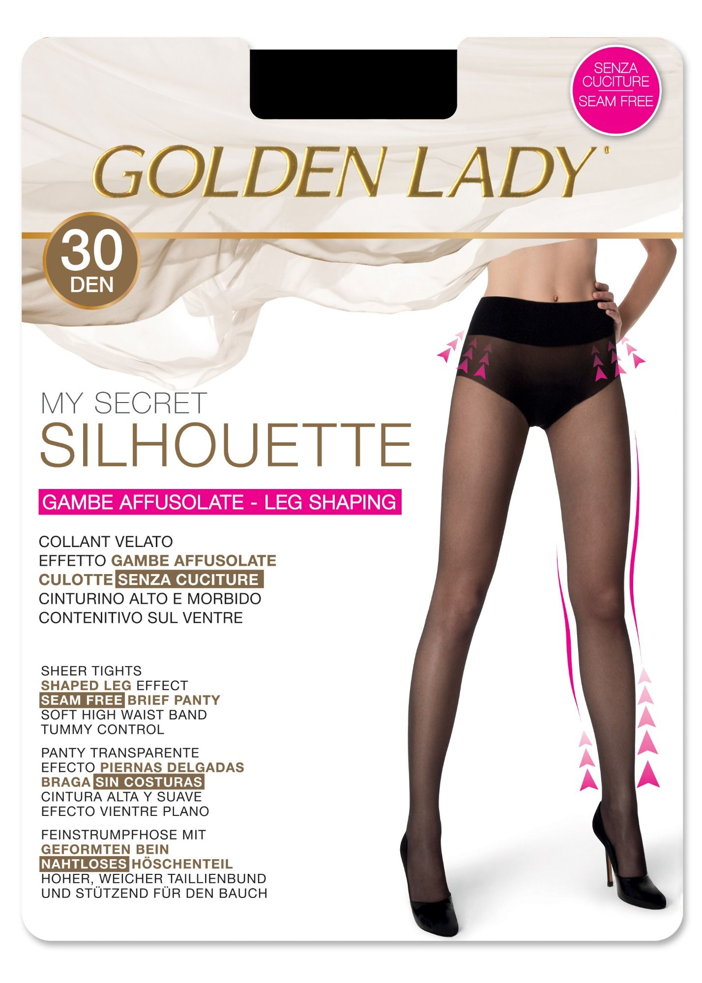 MY SECRET SILHOUETTE 30 Philippe Matignon