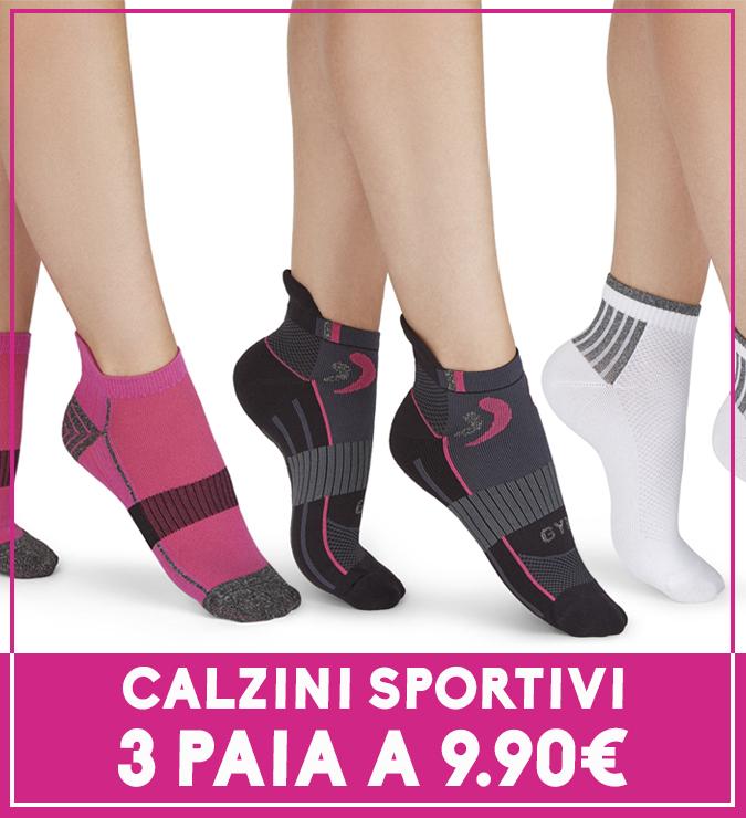 Calzini Move in promozione